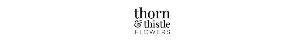 Thorn And Thistle Flowers