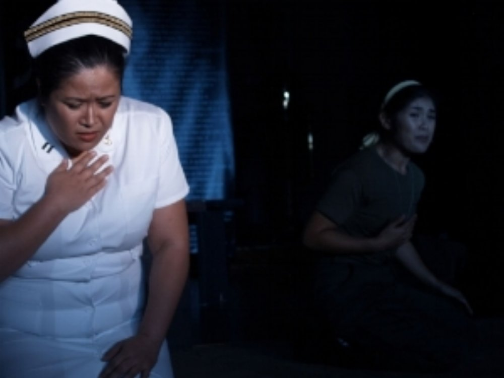 """""""A Piece of My Heart"""" with American History Theater; by Amber Robinson"""