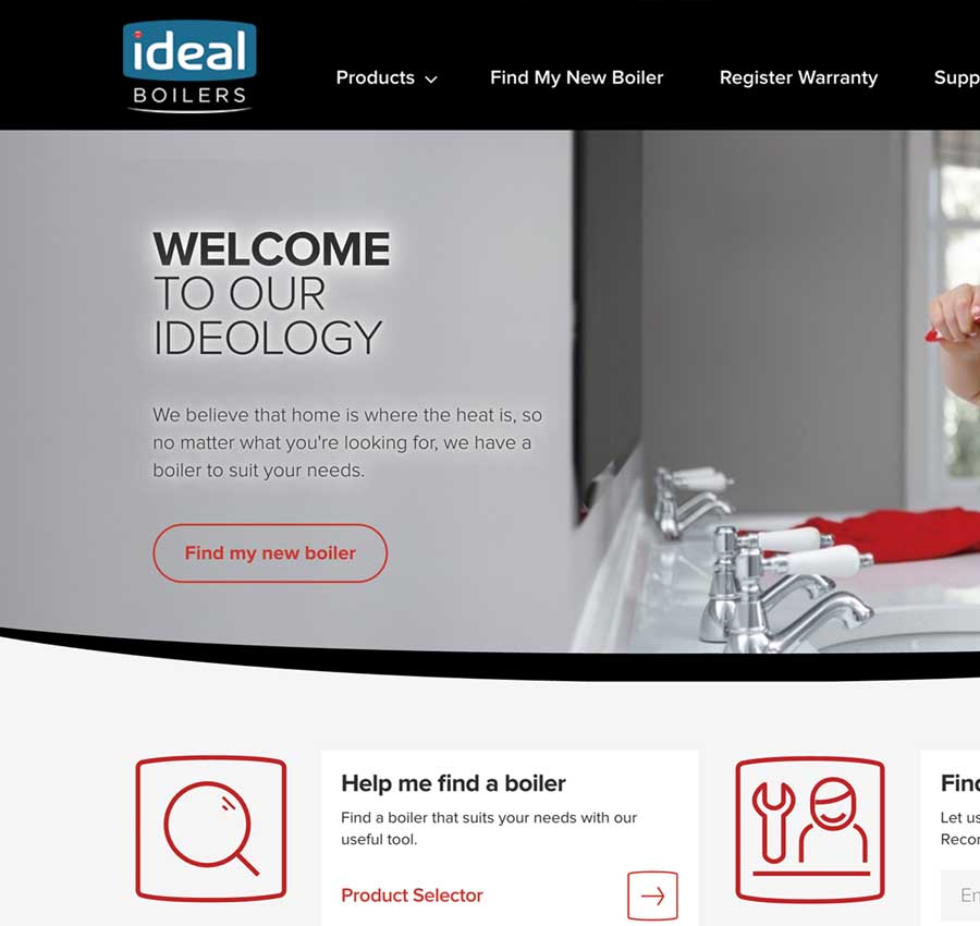 IDEAL BOILERS -