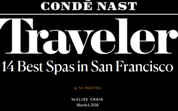 CONDE NAST TRAVELER | MARCH 2018
