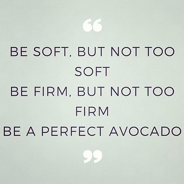 #MotivationMonday - just avoca-do it. repost: @lawrabutler