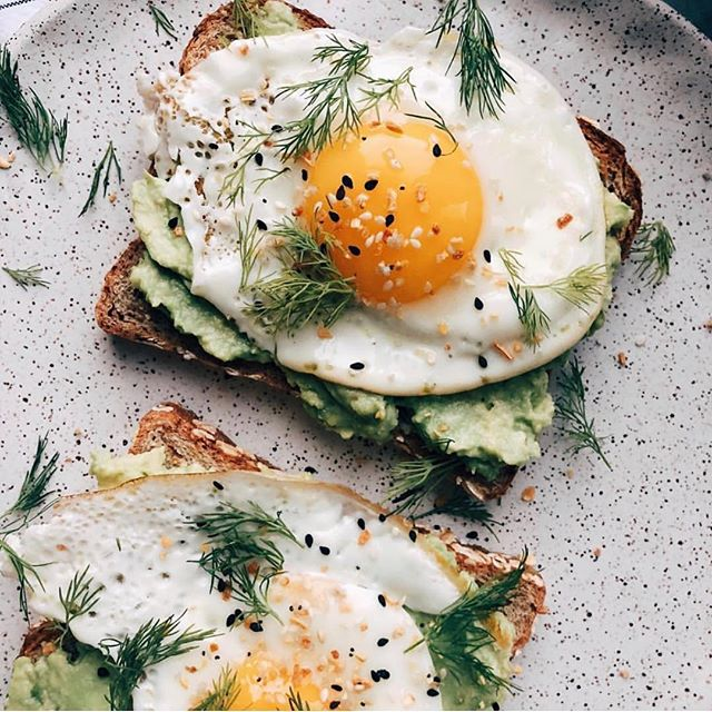 "Can't help falling in love with you. #sundays #avocadotoast #Repost @thefeedfeed ・・・ Is there a better way to spend Sunday morning than whipping up a couple slices of fresh avo toast with fried eggs? Don't think so! 📸: @annekaeats 👉Get the #recipe & 50+ more Avocado Toast recipes from thefeedfeed.com/avocado-toast or if you ever want the recipe of a pic we've posted on this account go to thefeedfeed.com/instagram (Link in Profile) 🌟Keep tagging ""#feedfeed @thefeedfeed"" for a chance to be featured here and on our site! . . . #avocado #toast #eggs #avocadotoast #dill #breakfast #foodie #igfoodie #instafood #yum"