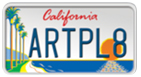 Personalized Plate Initial Cost: $98.00 Annual Renew Fee: $78.00