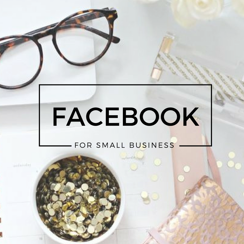 Facebook ecourse for small businesses