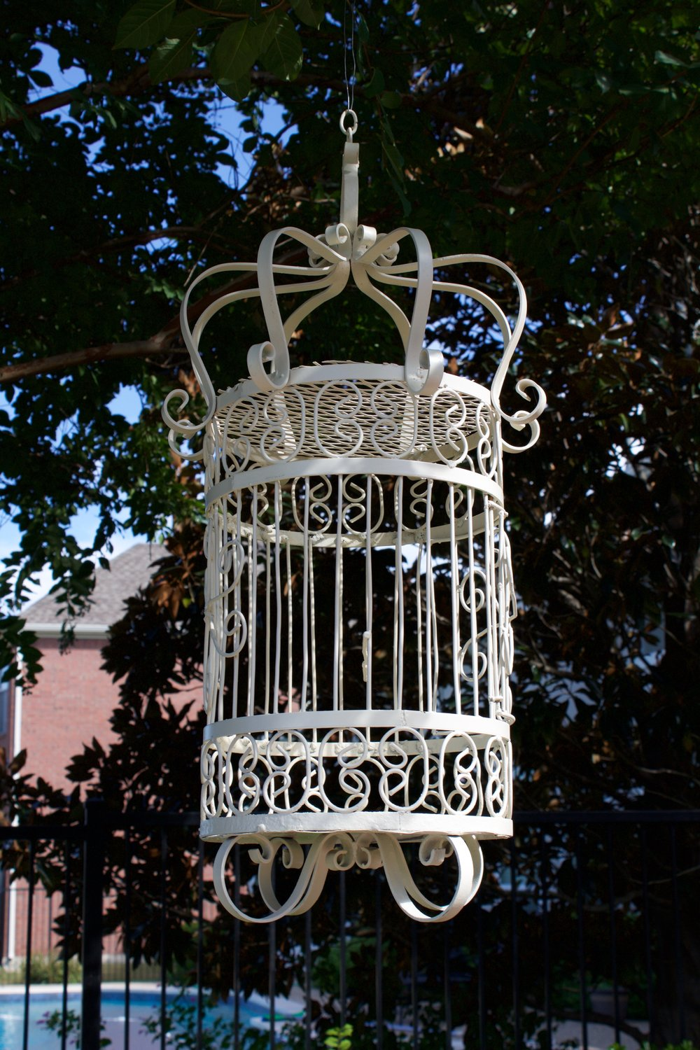 Romantic bird cages-many sizes-from $20