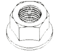 "<div style=""white-space: pre-wrap;"">Serrated Flange</div>"