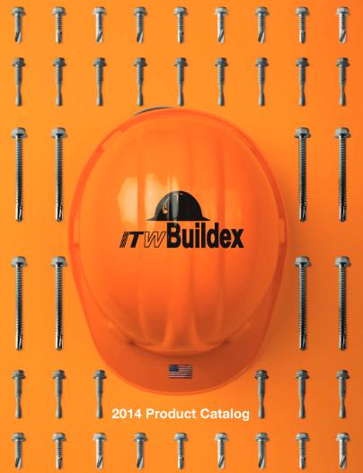 Download ITW Buildex General Construction Catalog (PDF)