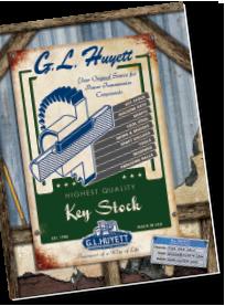 G.L. Huyett Key Stock