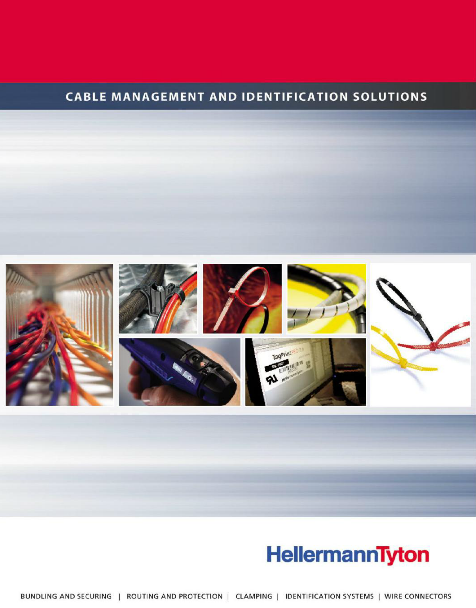HellermannTyton Cable Management & Identification