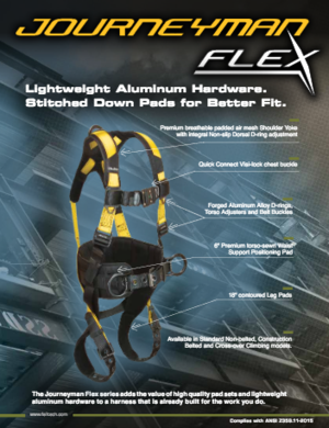 FallTech Journeyman Flex Harness