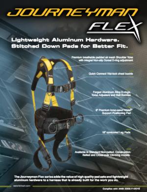 FallTech Journeyman Flex Harness