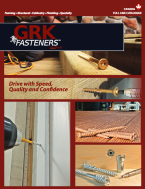 GRK RSS Screws