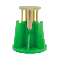 WOOD-KNOCKER®II+ - CAST-IN-PLACE CONCRETE INSERT ANCHORS