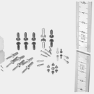 industrial microscrews