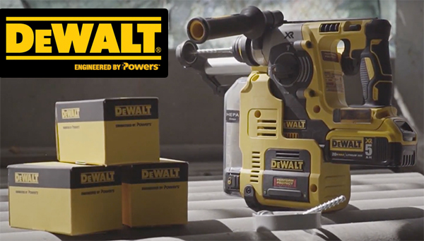 DeWALT Anchors - Engineered by Powers