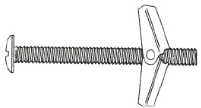 Toggle Bolt Anchors