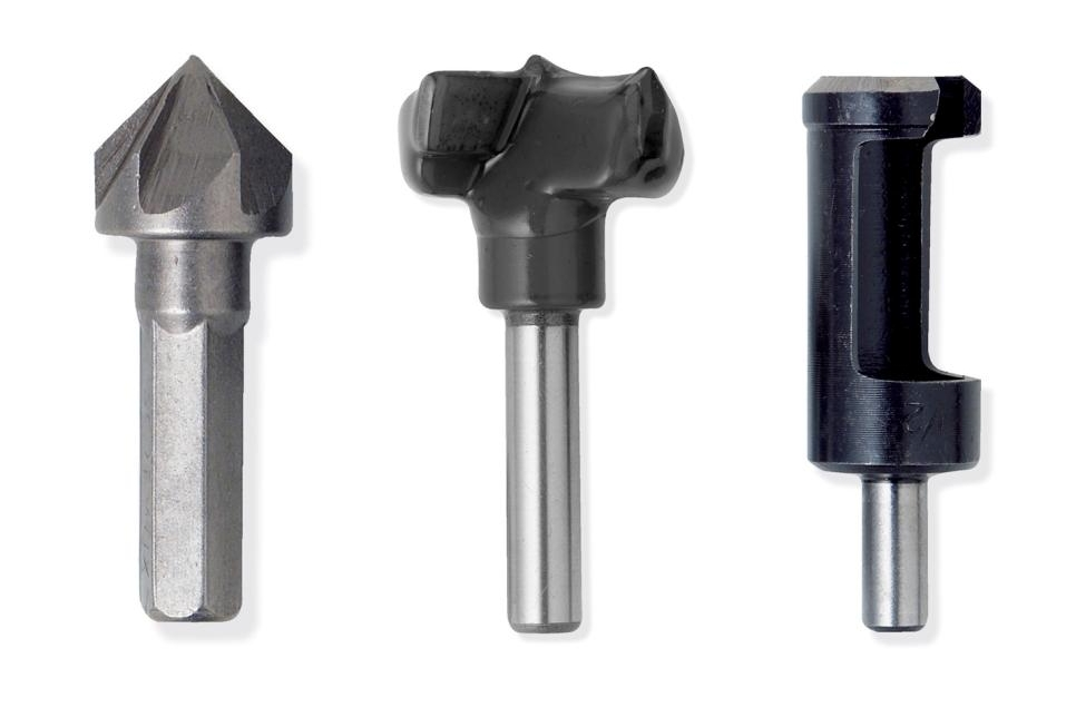 Industrial Woodworking Drill Bits
