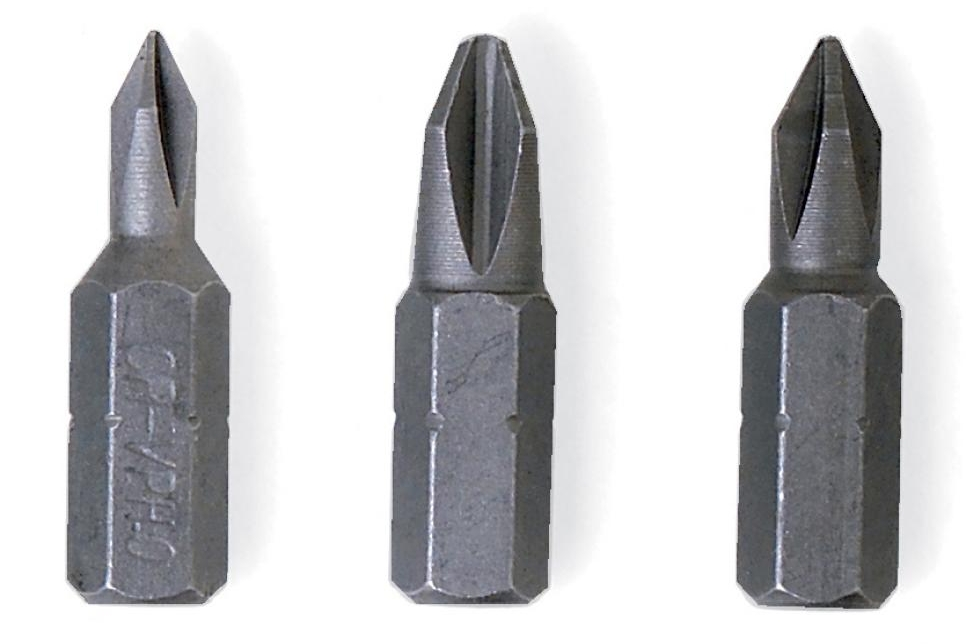 Industrial Screwdriver Bits
