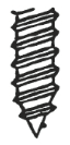 Type AB Thread Screws
