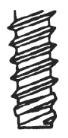 Type B Thread Screws
