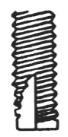Type 23 Thread Cutting Screws