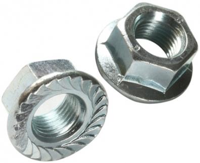 Serrated Flange Lock Nuts