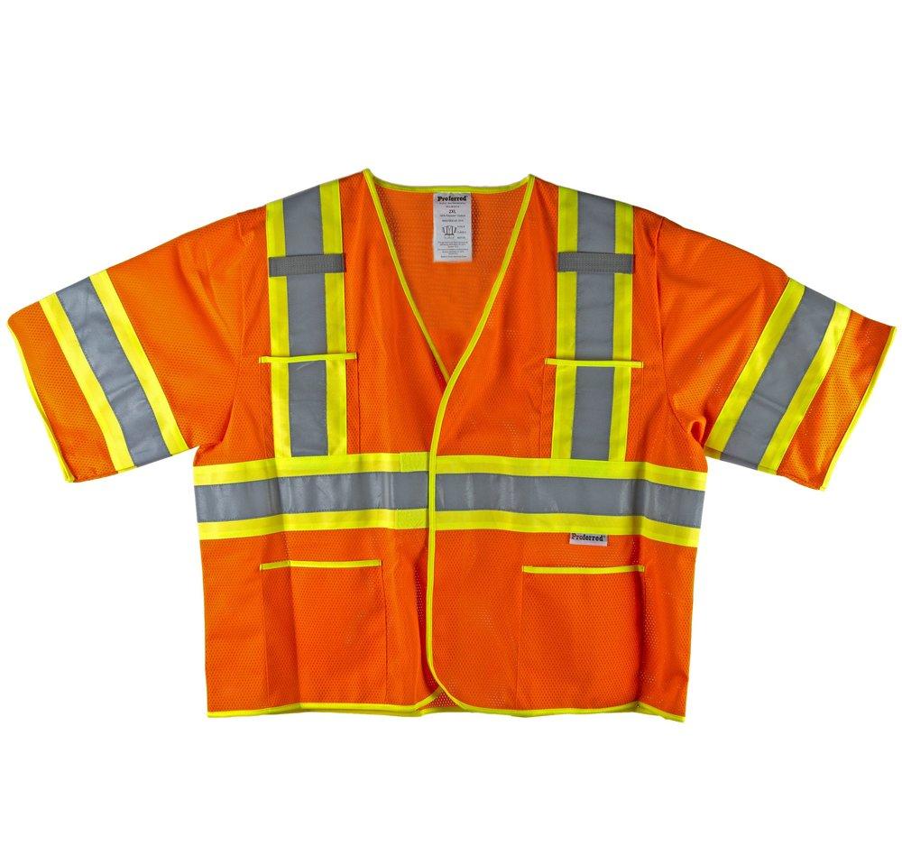 Class 3 Orange Breakaway