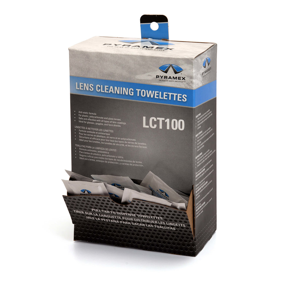 USA Lens Cleaning Towelette