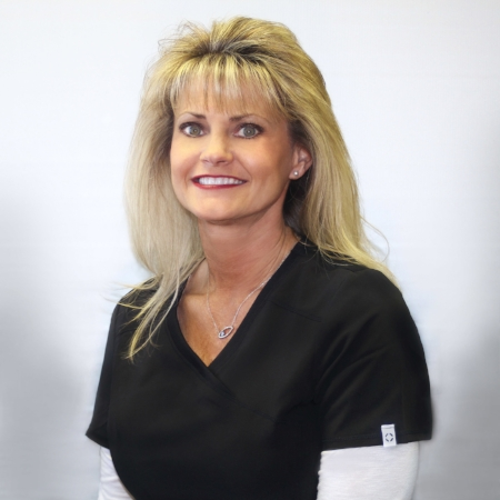Rhonda Kitzmiller   Rhonda has been with Dr. Smith since 2004. Prior to Dr. Smith's office, she worked for a pediatric dentist for 5 years. She and her husband enjoy watching their son, Trevor, play baseball. Rhonda also enjoys hunting, working out, and family beach trips.