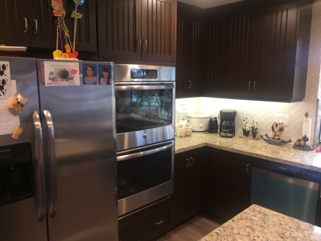 Residential property with maintenance and construction upgrades throughout the property: kitchen, interior paint, flooring, framing, drywall, electrical, plumbing.