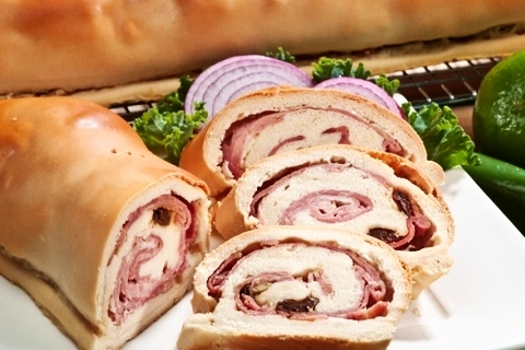 Ham Bread  8pers $20