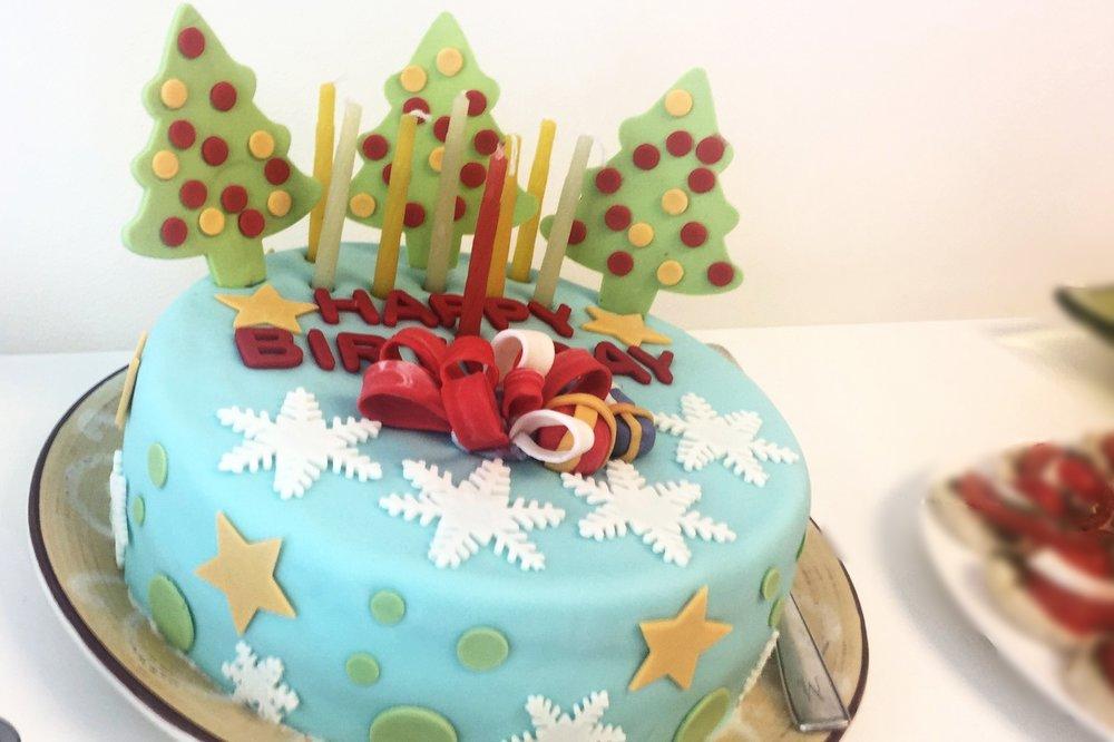 Fantasy Cake Birthdays