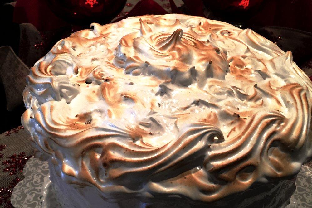 Maria Luisa Cake 10pers $50