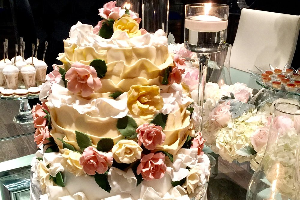Fantasy Cake Wedding