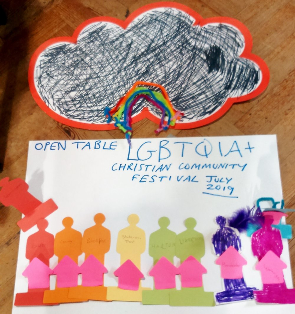 A dream for Open Table in 2019 - an LGBTQIA+ community fesitval