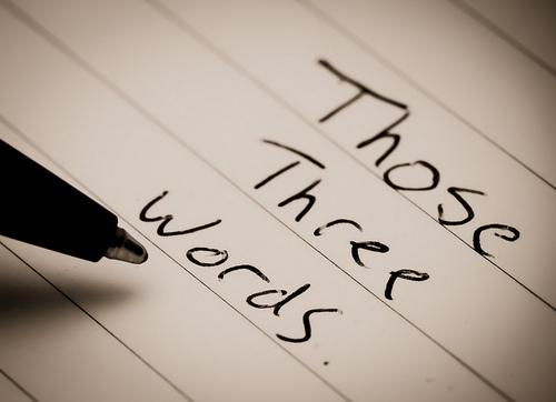 3 WORDS FOR SALES SUCCESS IN YOUR BUSINESS