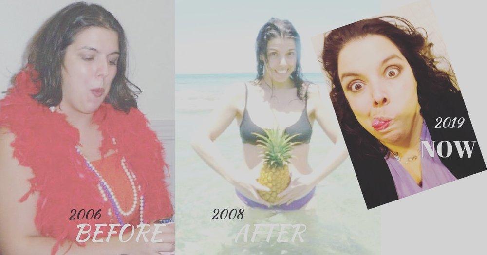 before after now gina silvestri mindset mentor business women success women empowerment coach mentor success after trauma ptsd weight loss major weight loss story before after weight loss story