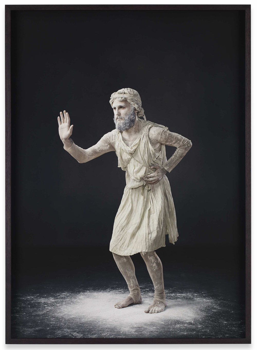 Alexandre Singh,  Number Twenty-Three , 2014, Photographer: Kate Lacey, Giclee print, 111 x 79.3 cm, 113.5 x 82 cm (framed), Courtesy of Sprüth Magers / Art:Concept, Paris / Metro Pictures, New York / Monitor, Rome