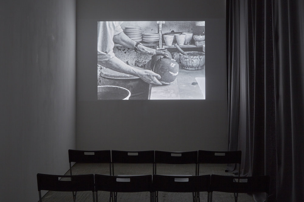 Bernard Leach clip (02:31)