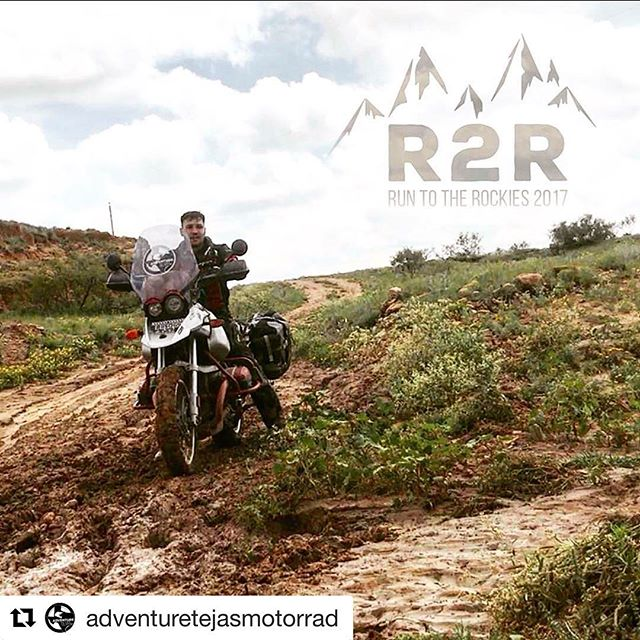 Awesome footage from the Run 2 Rockies ride on @adventuretejasmotorrad Facebook page go check it out! Looking forward to riding with them again soon. #Repost @adventuretejasmotorrad ・・・ What's your favorite? Sand, mud, water, snow...👇👍🏼💪😎