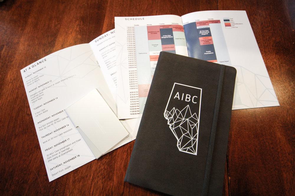 Alberta International Business Competition Marketing Material