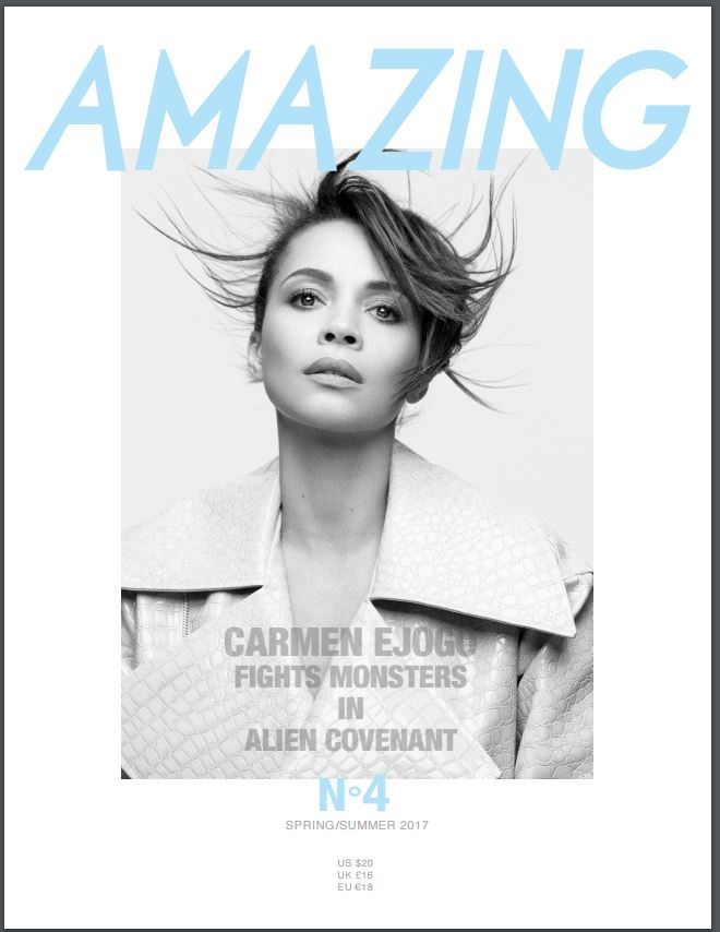 Amazing Magazine - April 2017