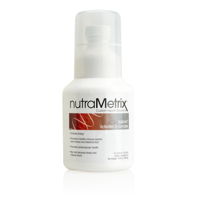 Isotonix Activated B Complex