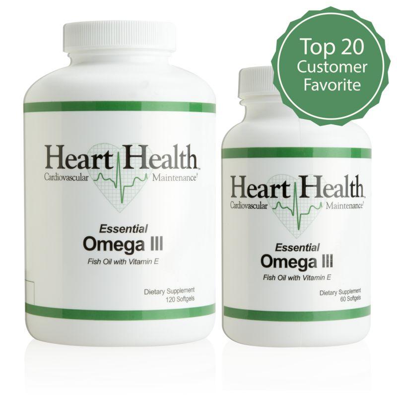 Essential Omega III Fish Oil