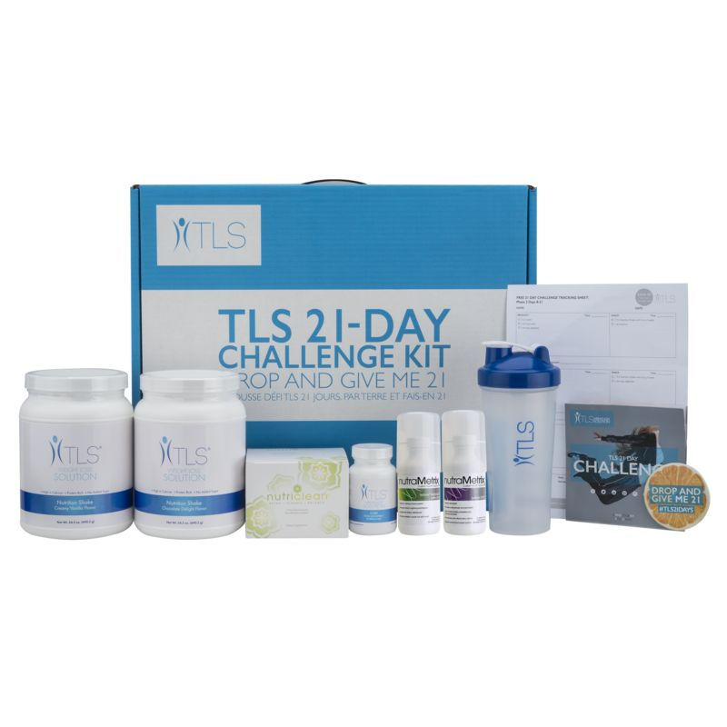 TLS 21-Day Challenge Kit