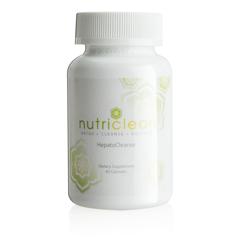 Nutriclean HepatoCleanse - Liver Detox