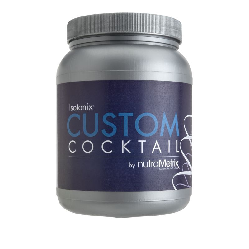 Nutrametrix Custom Cocktail -Customized for You