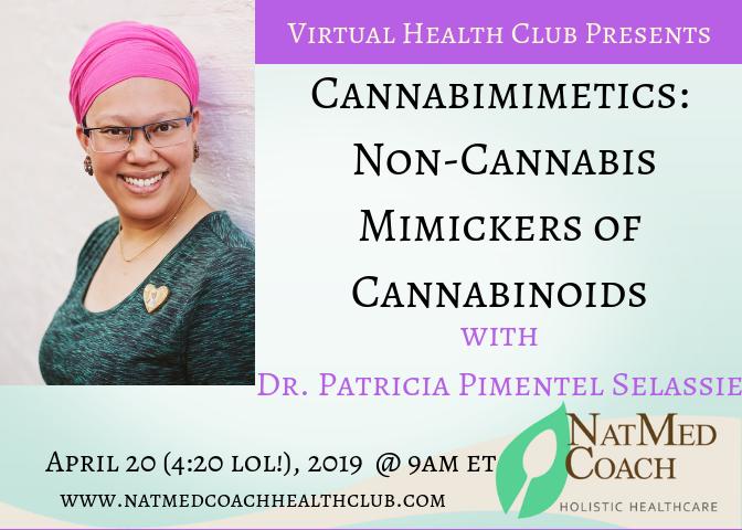 Cannabinoid mimicks Cannabis mimickers.png