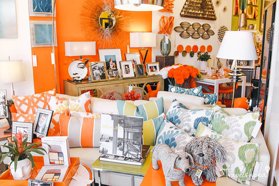 Guide to Shopping in Palm Springs_Distinctive Home