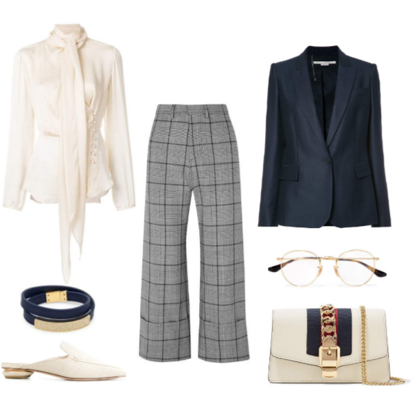 Trvl Porter Fall 2018 Business Travel Outfit